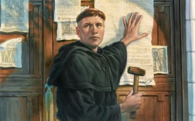 Mythbusters: Martin Luther Edition