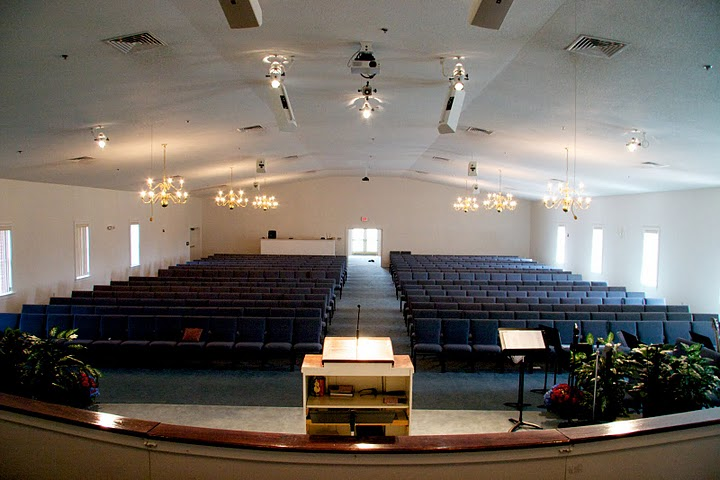 As you enter the porch and doors of the main building you will immediately enter our foyer that captures the essence of our heartbeat and passion for world ... & Sanctuary   Forest Baptist Church