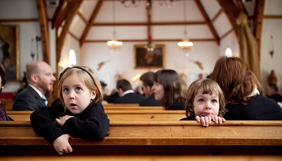 """Big Church"" Is Children's Church"