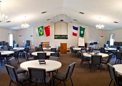 Fellowship Hall/Kitchen